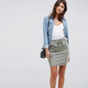ASOS Belted Skirt
